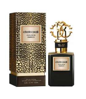 عطر و ادکلن زنانه و مردانه روبرتو کاوالی گلدن امبر Roberto Cavalli Golden Amber For women and Men