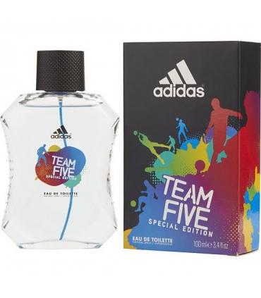 عطر مردانه آدیداس تیم فایو Adidas Team Five for men