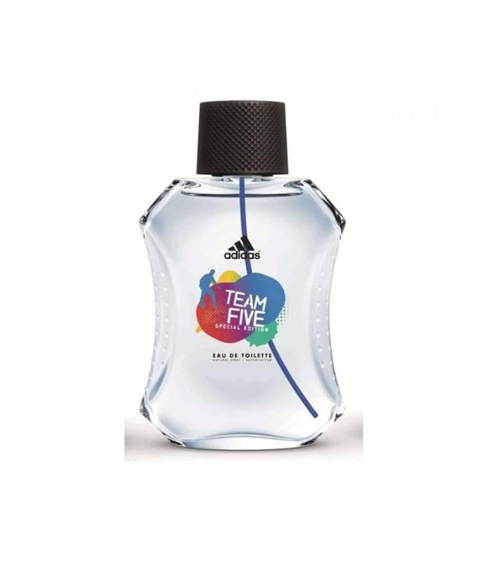 عطر مردانه آدیداس تیم فایوAdidas Team Five for men