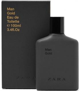 عطر و ادکلن مردانه زارا من گلد Zara Man Gold For Men
