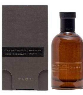 عطر و ادکلن مردانه زارا توباکو کالکشن اینتنس دارک اکسکلوسیو Zara Tobacco Collection Intense Dark Exclusive For Men