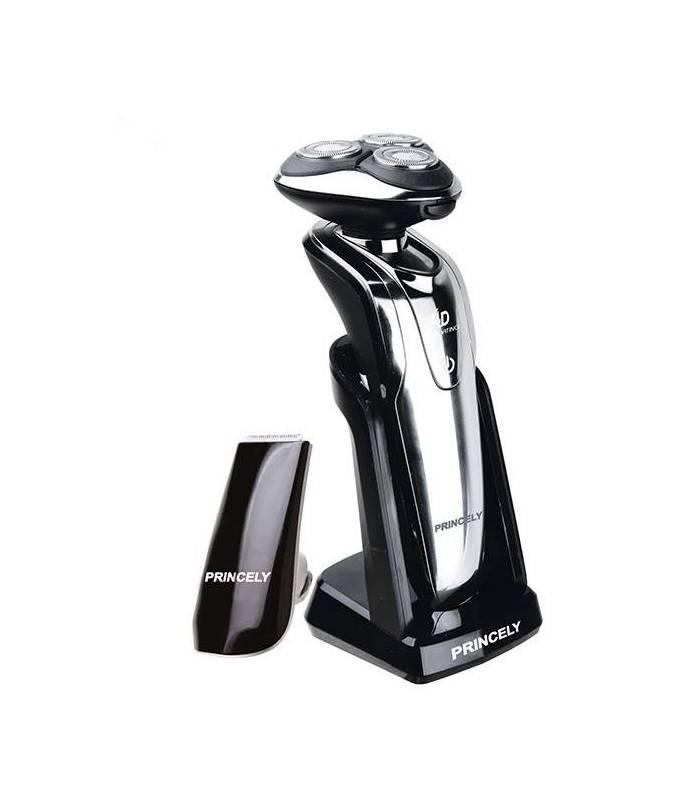 ریش تراش حرفه ای پرنسلی مدل پی ار450 ای تیPrincely Professional Shaver PR450AT
