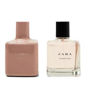 ست عطر و ادکلن زنانه زارا واندر رز و توب رز ادو تویلت Zara Wonder Rose & Tuberose EDT For Women