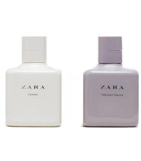 ست عطر و ادکلن زنانه زارا توایلایت موو و فم Zara Twilight Mauve & Femme For Women