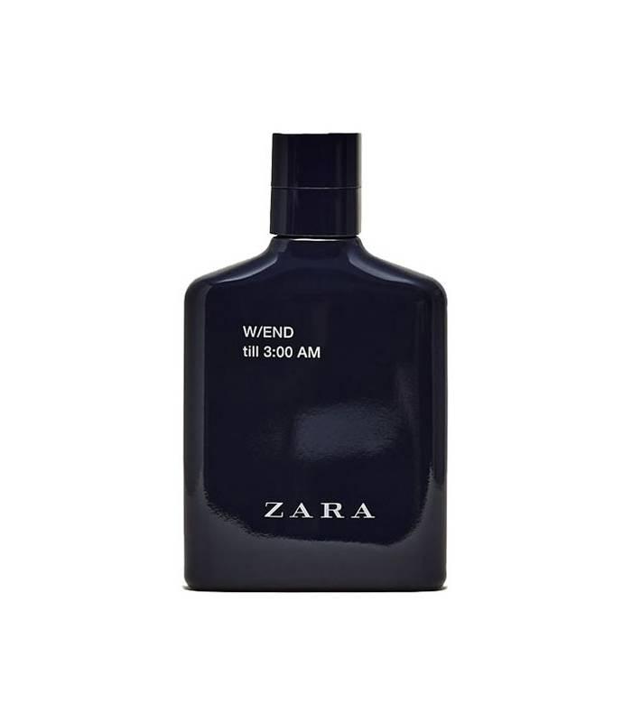 عطر و ادکلن مردانه زارا دبیلیو اند تیل 3:00 ای ام Zara W,END till 3:00 AM For Women