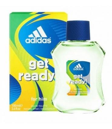 عطر و ادکلن مردانه آدیداس گت ردی! فور هیم ادوتویلت Adidas Get Ready ! For Him EDT for men