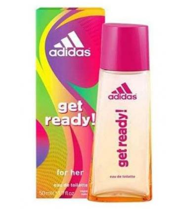 عطر زنانه آدیداس گت ردی Adidas Get Ready For Her