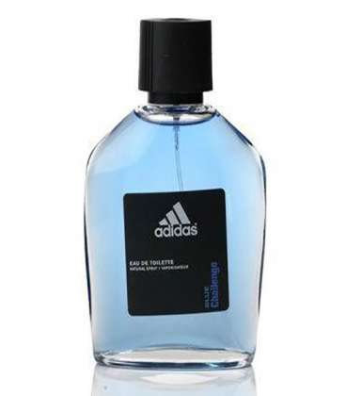 عطر مردانه آدیداس بلو چلنجAdidas Blue Challenge for men
