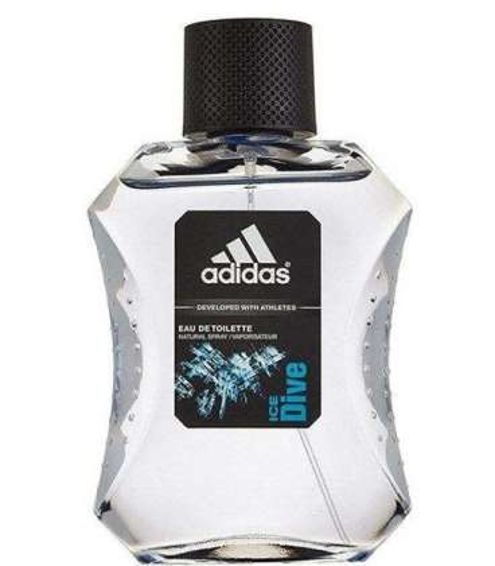 عطر مردانه آدیداس آیس دایو Adidas Ice Dive for men