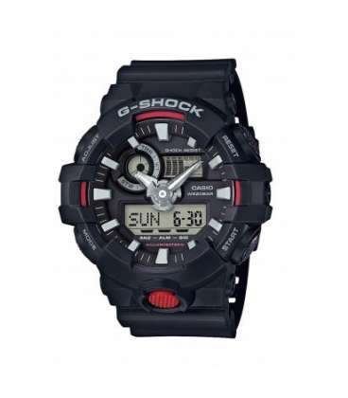 ساعت مچی عقربه ای مردانه کاسیو جی شاک Casio G-Shock GA-700-1ADR For Men