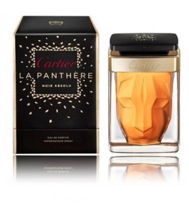 عطر و ادلکن زنانه کارتیر لا پانتیر نویر ابسولو Cartier La Panthere Noir Absolu For Women