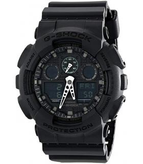 ساعت مچی عقربه ای مردانه کاسیو جی شاک Casio G-Shock GA-100MB-1ADR For Men