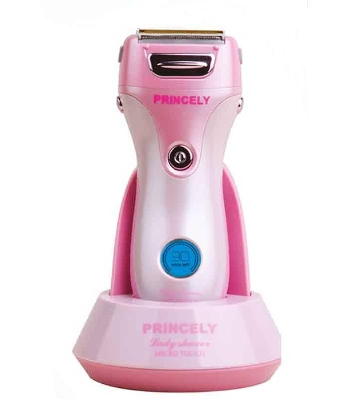 لیدی شیورپرنسلی مدل پی ار510ای تی PR510At Princely Lady shaver