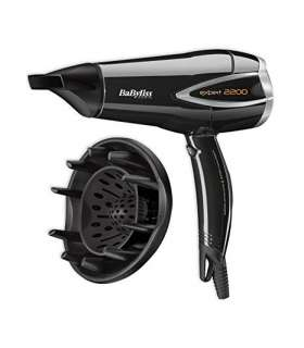 سشوار بابیلیس دی 342 ای Babyliss D342E Expert hair dryer
