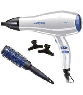 سشوار حرفه ای بابلیس Babyliss D413PSDE Professional Hair Dryer