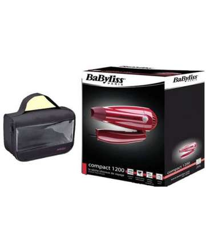 سشوار بابیلیس 5250 ای Babyliss 5250E Hair Dryer