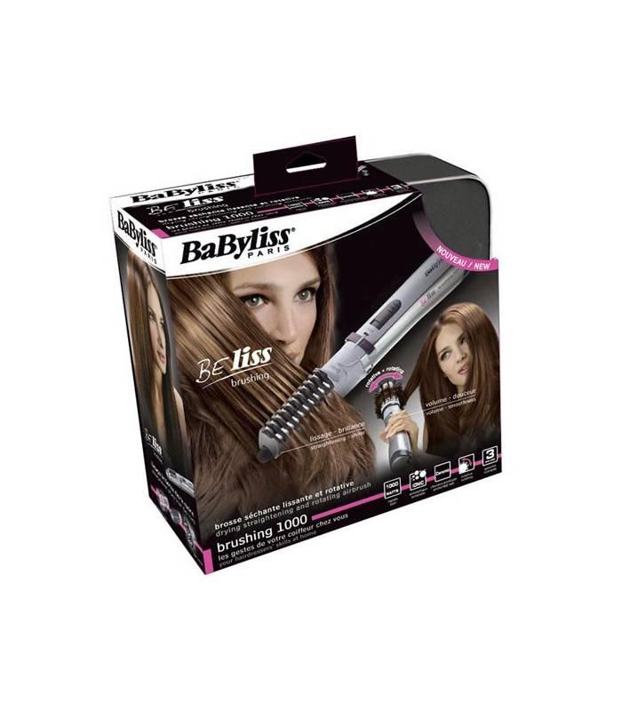 سشوار برس دار چرخشی بابیلیس 2735 ای Babyliss 2735E Air Brush