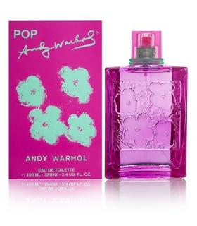 عطر زنانه اندی وارهول پاپ پور فم ادوتویلت Andy Warhol Pop pour Femme for women edt