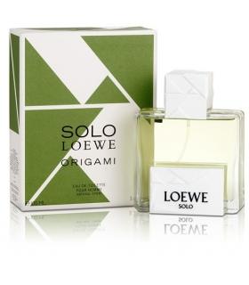 عطر و ادکلن مردانه لووه سولو اوریگامی Loewe Solo Origami For Men