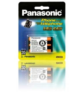 باتری پاناسونیک شارژی Panasonic HHR-P107A/1B Battery