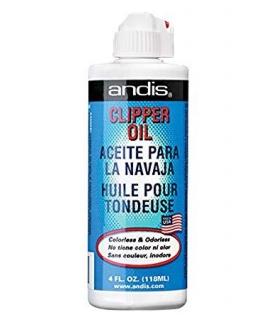 روغن تیغه ماشین اصلاح اندیس Andis Blade Clipper Oil