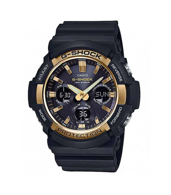 ساعت مچی عقربه ای مردانه کاسیو جی شاک Casio G-Shock GAS-100G-1A For Men