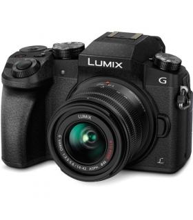 دوربین عکاسی دیجیتال پاناسونیک لومیکس Panasonic Lumix DMC-G7 With 14-42 Lens
