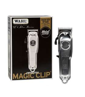 ماشین اصلاح سر و صورت وال مجیک کلیپ کردلس بی سیم Wahl Magic Clip Cordless 8509