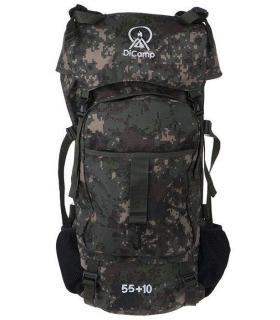 کوله پشتی دی کمپ 10+55 Dicamp 55+10 Backpack