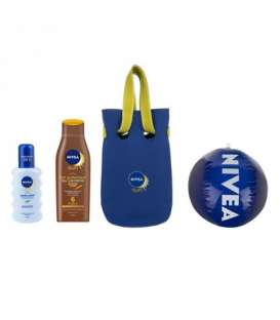 پک بهداشتی نیوآ به همراه کیف و توپ Nivea Care Pack For Women With Bag And Ball