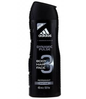 شامپو سر و بدن مردانه آدیداس داینامیک پلاس Adidas Dynamic Pulse For Men