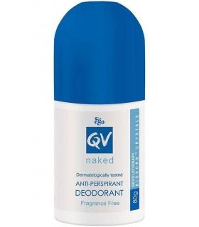 رول ضد تعریق دئودورانت کیووی آنتی پرسپیرانت QV Anti-Perspirant Roll On Deodorant