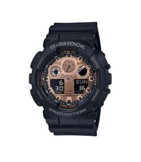 ساعت مچی عقربه ای مردانه کاسیو جی شاک Casio G-Shock GA-100MMC-1ADR For Men