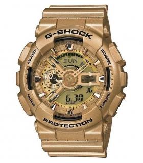 ساعت مچی عقربه ای مردانه کاسیو جی شاک Casio G-Shock GA-110GD-9ADR For Men