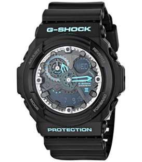 ساعت مچی عقربه ای مردانه کاسیو جی شاک Casio G-Shock GA-300BA-1ADR For Men