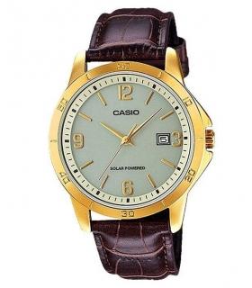 ساعت مچی عقربه ای مردانه کاسیو Casio MTP-VS02GL-7ADF For Men