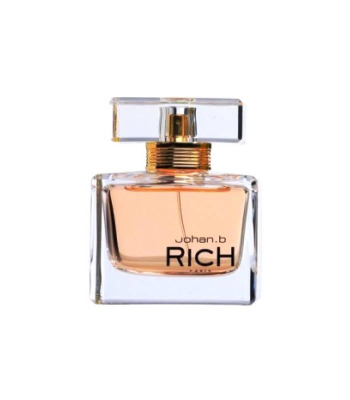 عطر و ادکلن زنانه ژوهان بی ریچ Johan B Rich for women