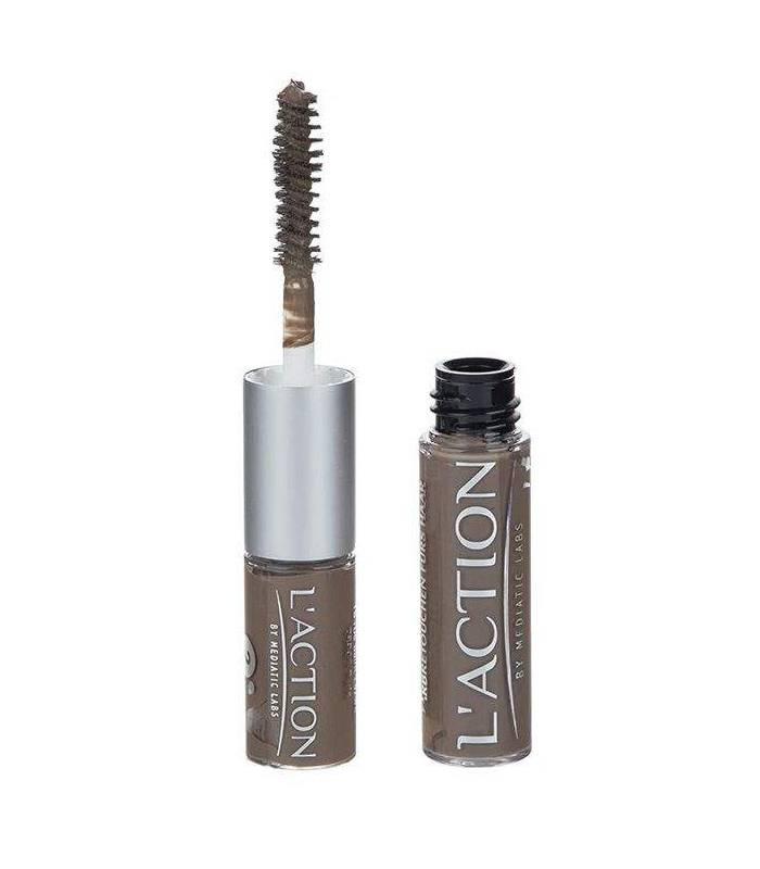 ریمل مو و ابرو لکسیون سمی Laction Semi Hair & Eyebrow Mascara
