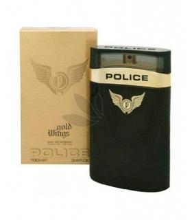 ادکلن مردانه پلیس گلد وینگز Police Gold Wings for men