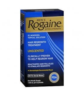 روگن مردانه برای رشد مجدد مو Rogaine for Men, Extra Strength Hair Regrowth Treatment