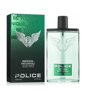عطر مردانه پلیس امپریال پاتچولی ادو تویلت Police Imperial Patchouli Eau De Toilette for Men