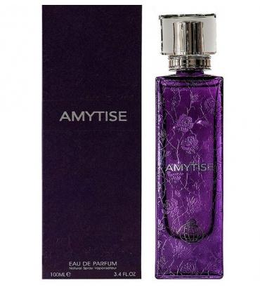 عطر و ادکلن زنانه فراگرنس ورد آمیتیس ادوپرفیوم Fragrance World Amytise EDP For Women