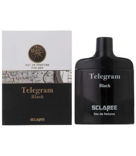 عطر و ادکلن مردانه اسکلاره تلگرام بلک Sclaree Telegram Black For Men
