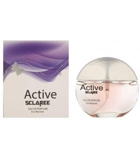 عطر و ادکلن زنانه اسکلاره اکتیو Sclaree Active EDP For Women