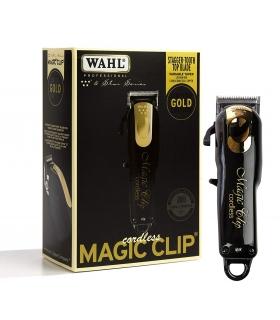 ماشین اصلاح سر و صورت وال مجیک کلیپ بلک اند گلد Wahl Cordless Magic Clip Black and Gold 8148-100