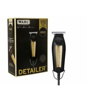ماشین اصلاح سر و صورت وال لیمیتد ادیشن 5 ستاره 1100-8081 Wahl Professional 5 Star Limited Edition Black & Gold Detailer