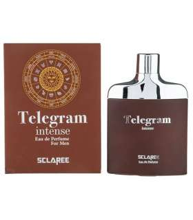 عطر و ادکلن مردانه اسکلاره تلگرام اینتنس Sclaree Telegram Intense For Men