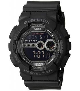 ساعت مچی دیجیتالی مردانه کاسیومردانه کاسیو جی شاک Casio G-Shock GD-100-1BDR For Men
