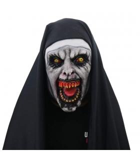 ماسک صورت طرح راهبه شیطان احضار 2 The Conjuring 2 Devil Nun Mask