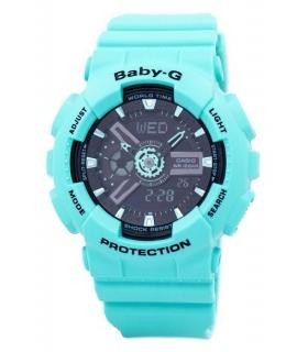 ساعت مچی عقربه ای زنانه کاسیو بیبی جی Casio Baby-G BA-111-3ADR Watch For Women